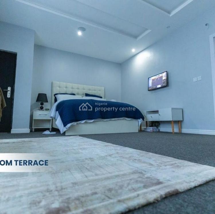 Furnished Luxury 3 Bedroom Terrace Duplex, Ogombo, Ajah, Lagos, Terraced Duplex for Sale