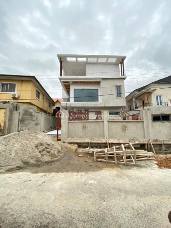 Massive Contemporary 5 Bedroom Fully Detached Duplex, Phase 2, Gra, Magodo, Lagos, Detached Duplex for Sale