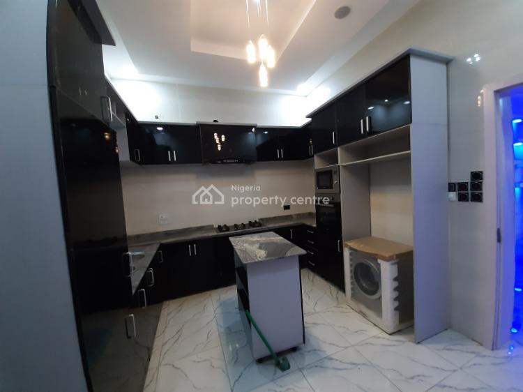 5 Bedroom En-suite Fully Detached Duplex with a Room Bq, Chevron, Lekki, Lagos, Detached Duplex for Sale