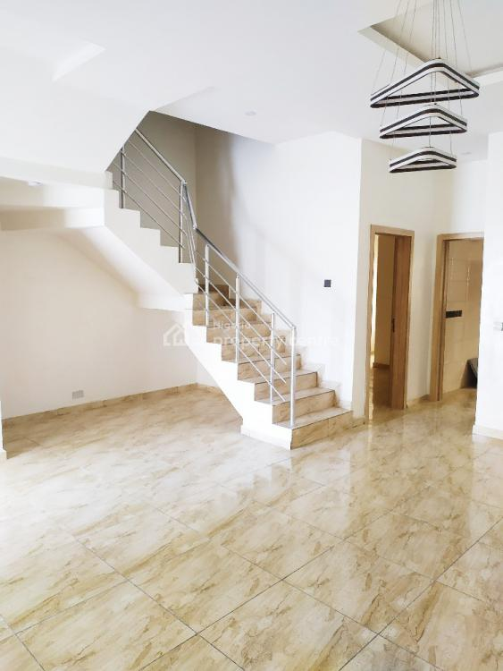 New 4 Bedroom Duplex, Ikota G.r.a Estate, Lekki Expressway, Lekki, Lagos, Terraced Duplex for Rent