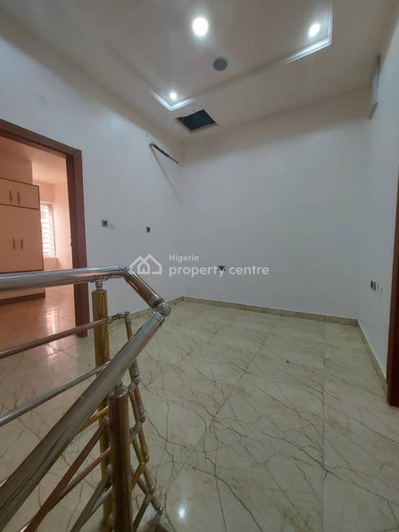 Lovely 4 Bedroom Terraced Duplex, Chevron, Lekki, Lagos, Terraced Duplex for Sale