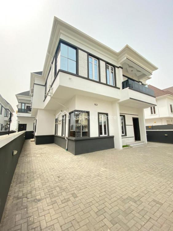 Tastefully Finished 5 Bedroom Fully Detached Duplex with a Room Bq, Ikate Elegushi, Lekki, Lagos, Detached Duplex for Sale
