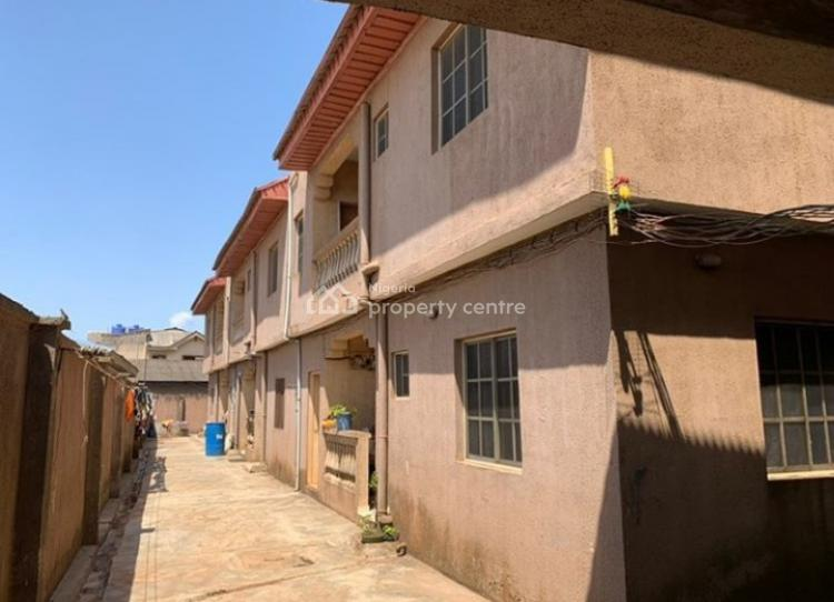 a Large Property Facing The Main Road, Oke Eletu, Ikorodu, Lagos, Block of Flats for Sale