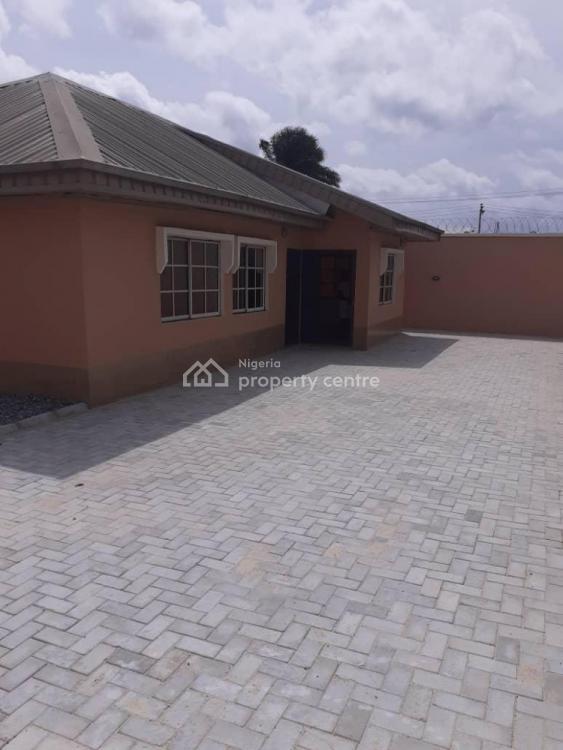 3 Bedroom Detached Bungalow, Unity Avenue Estate Addo Road Ajah, Ado, Ajah, Lagos, Detached Bungalow for Rent