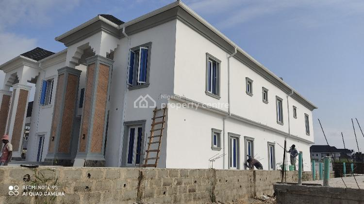 Luxury 5 Bedroom Detached Duplex in a Gated Estate, Ajah, Lagos, House for Sale