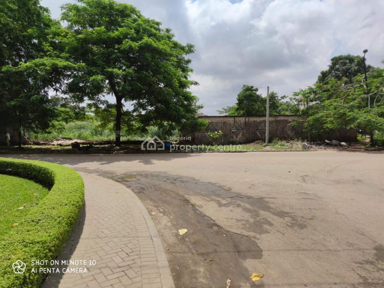 Cornerpiece Commercial Land Fenced and Gated Measuring About 5,000sqm, Ikeja Gra, Ikeja, Lagos, Mixed-use Land for Sale