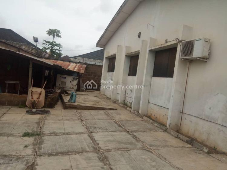 5 Bedroom Bungalow with Bq, Extra Plots of Land, Ponds, Poultry, Elewure, Akala Expressway. Elebu, Challenge, Ibadan, Oyo, Terraced Bungalow for Sale