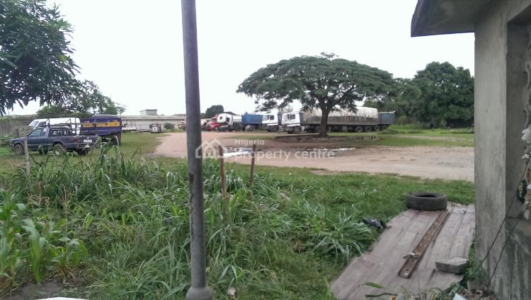 Cornerpiece Gated and Fenced Mix-use Land Measuring About 4,800sqm, Harold Shodipo Street, Ikeja Gra, Ikeja, Lagos, Residential Land for Sale