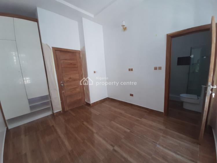 Brand New 4 Bedroom Duplex with Bq, Chevy-view Estate, Lekki Phase 2, Lekki, Lagos, Semi-detached Duplex for Rent