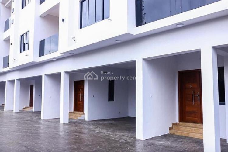 4 Bedroom Terraced Duplex, Opebi, Ikeja, Lagos, Terraced Duplex for Sale