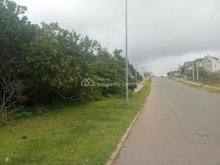 1630sqm Residential Land, C of O, Asokoro Extension, Asokoro District, Abuja, Residential Land for Sale