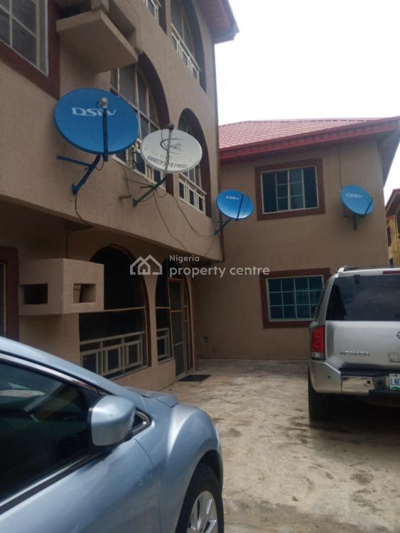 Sharp 2 Bedroom Flat, Idowu Rufai, Ago Palace, Isolo, Lagos, Flat for Rent