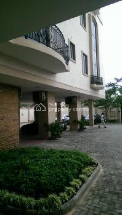 Top Notch 2 Bedroom Apartment with Bq, Victoria Island Extension, Victoria Island (vi), Lagos, Flat for Rent