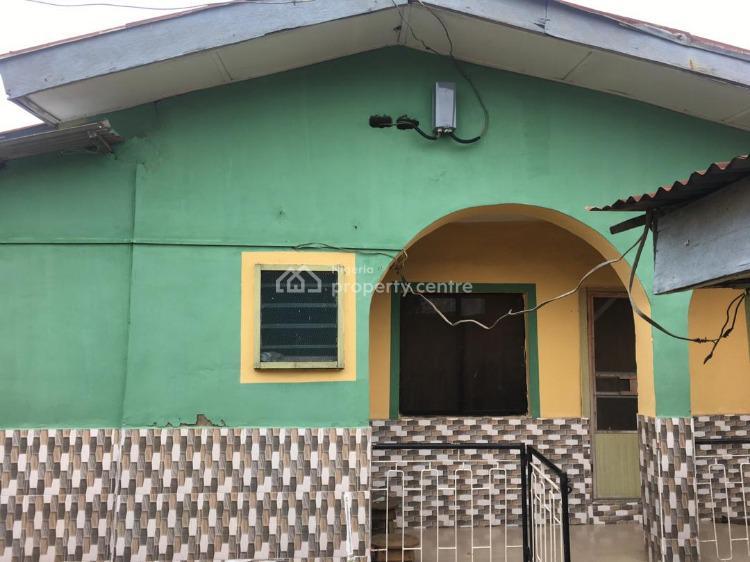 4 Bedroom Apartment on Half Plot, Ajala Area, Ijaiye, Lagos, Detached Bungalow for Sale