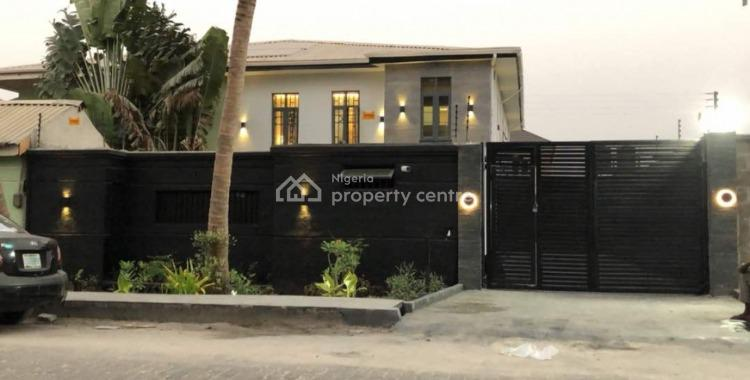 Four Bedroom Semi Detached House with Two Rooms Bq., Off Providence Street Lekki Phase One, Lekki, Lagos, Semi-detached Duplex for Sale