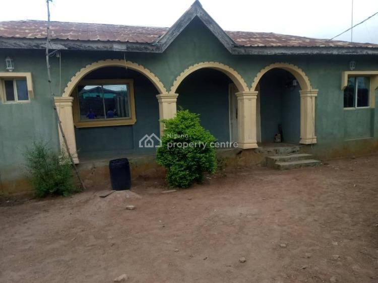 3 Bedroom Set Back on Full Plot, Command, Ipaja, Lagos, Detached Bungalow for Sale