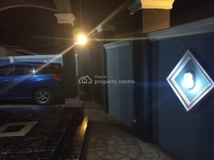 Newly Built 3 Bedroom Apartment on Half Plot, Ikola Road, Ipaja, Lagos, Detached Bungalow for Sale