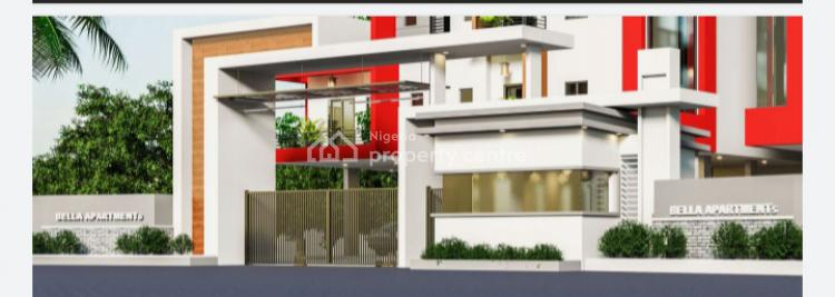 Super Affordable Housing with Flexible 20 Years Payment Fully Finished, Richmond Estate Road, Beside Meadow Hall School. Bella Court., Ikate Elegushi, Lekki, Lagos, Semi-detached Duplex for Sale