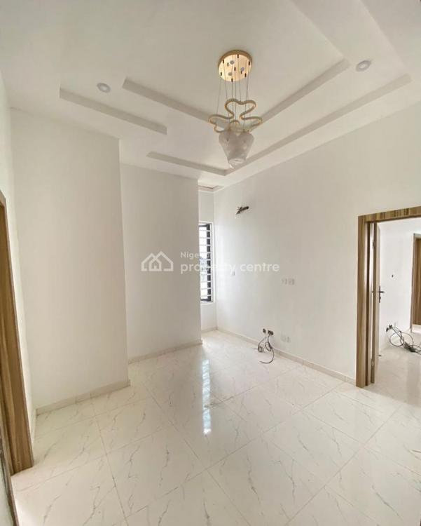 Newly Built & Spacious 4 Bedroom Duplex in a  Developed & Secured Area, Chevron Drive, Close Proximity to Lekki Phase One  and Ikate Elegushi, Lekki, Lagos, Semi-detached Duplex for Sale