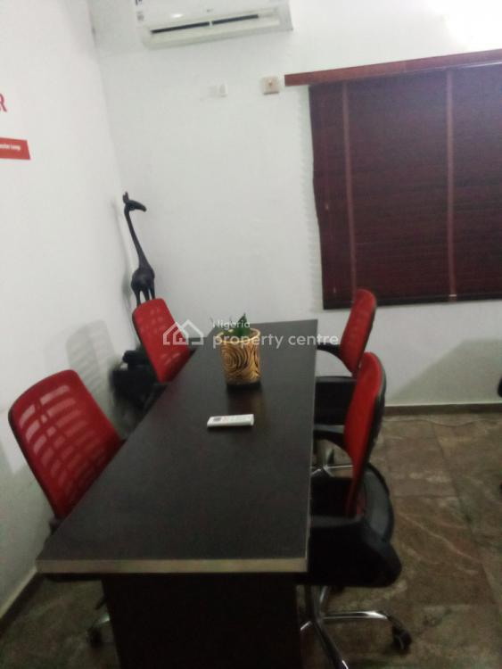 Monthly Payment Office Space, No 3 Atbara Street Off Cairo Street, Wuse 2, Abuja, Office Space for Rent