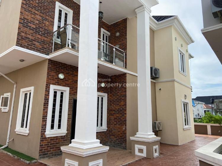 Furnished 5 Bedrooms Detached Duplex, Megamound Estate, Lekki County Homes, Lekki, Lagos, Detached Duplex for Sale