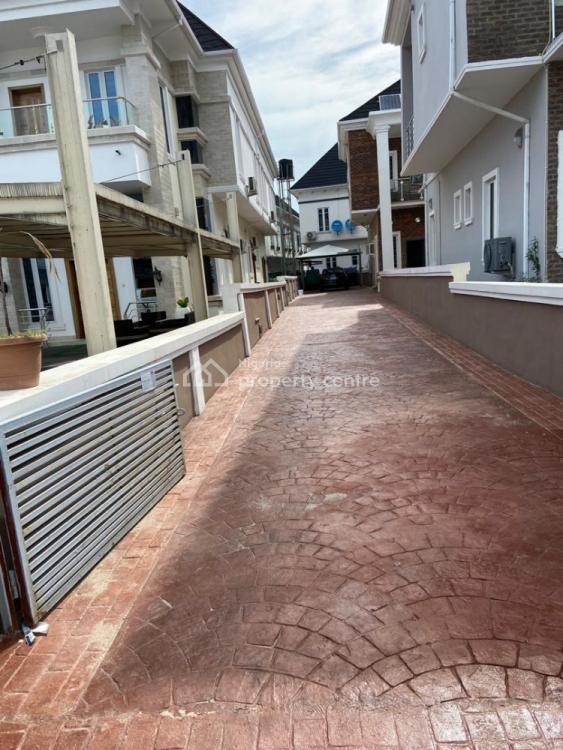 Newly Built Funished 5 Bedroom Duplex, Megamound Estate, Ikate, Lekki, Lagos, Detached Duplex for Sale