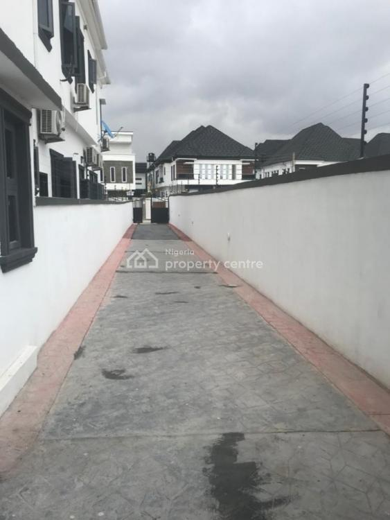 Massively Spacious 5 Bedroom Fully Detached Duplex in an Estate, Close to Orchid Hotel, Ikota, Lekki, Lagos, Detached Duplex for Rent