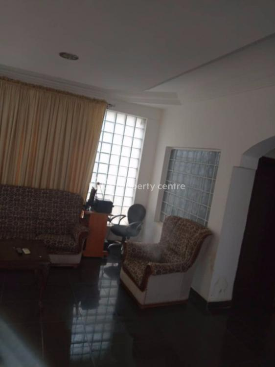 Exquisitely Built 5 Bedrooms Fully Detached House + 2 Bedrooms  Bq, Ministers Quarters, Maitama District, Abuja, Detached Duplex for Sale