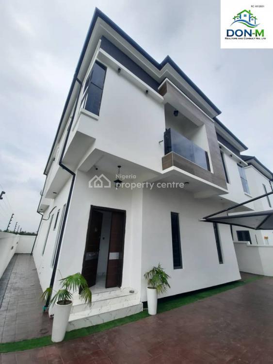5 Bedroom Luxury Fully Detached Duplex with Bq, Chevron, Lekki Phase 2, Lekki, Lagos, Detached Duplex for Sale