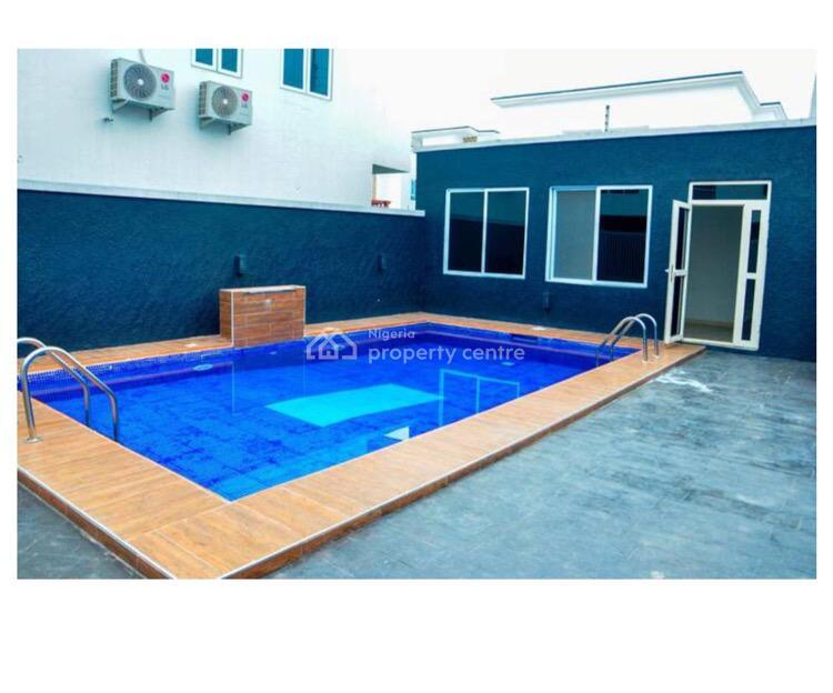 Exquisite 4 Bedrooms Apartment, Osapa, Lekki, Lagos, Flat Short Let