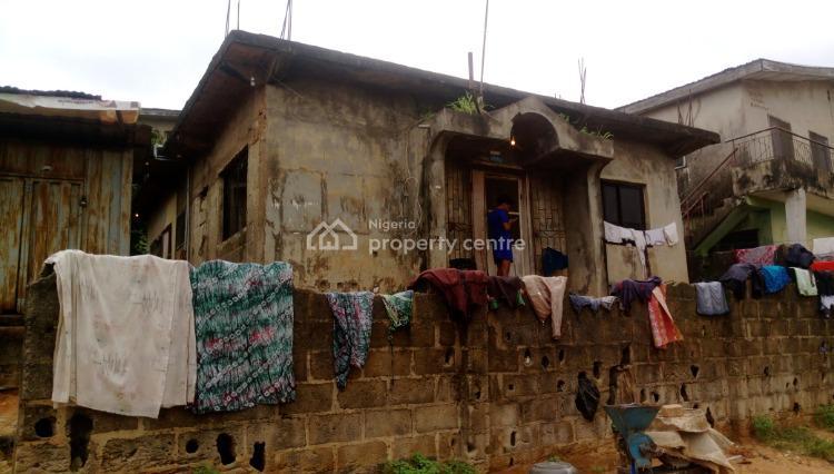 House, Adeyeye Street, Mile 12, Kosofe, Lagos, Block of Flats for Sale