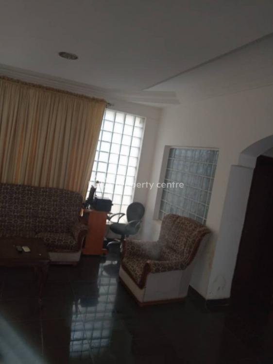 Luxury 5 Bedrooms Fully Detached House with Rooms Bq, Ministers Quarters, Maitama District, Abuja, Detached Duplex for Sale