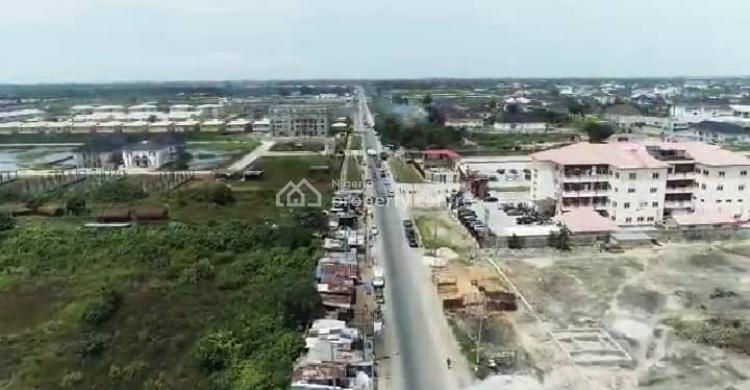 Estate Land, Abraham Adesanya Facing Ogombo Road, Sangotedo, Ajah, Lagos, Residential Land for Sale