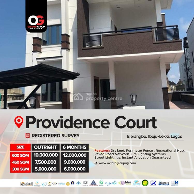 Dry Land, Lekki, Lagos, Residential Land for Sale