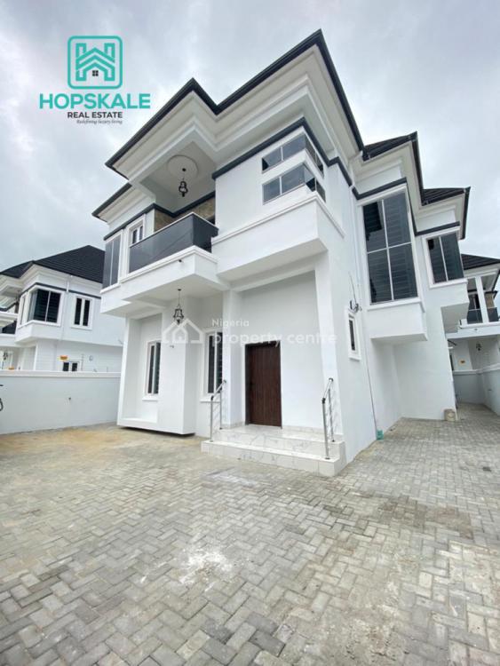 Luxury 4 Bedroom Detached Duplex with Bq, Ikota, Lekki, Lagos, Detached Duplex for Sale