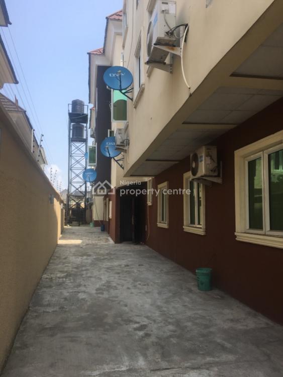 Very 2 Bedroom Flat with All Rooms Ensuite, Car Park, Idado, Lekki, Lagos, Flat for Rent