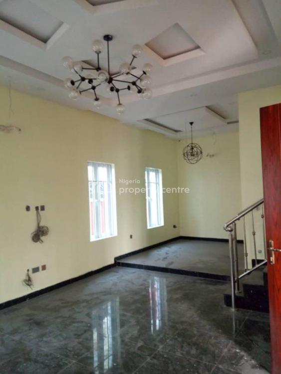 Newly Built 5 Bedroom Detatch Duplex,cool Environment, Adeniyi Jones, Ikeja, Lagos, Detached Duplex for Sale