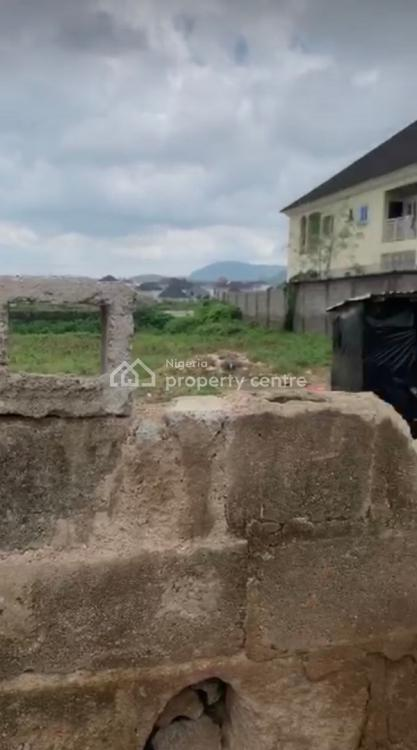 1300 Sqm Fenced and on Tarred Road at a Strategic Location, F03, Kubwa, Abuja, Residential Land for Sale