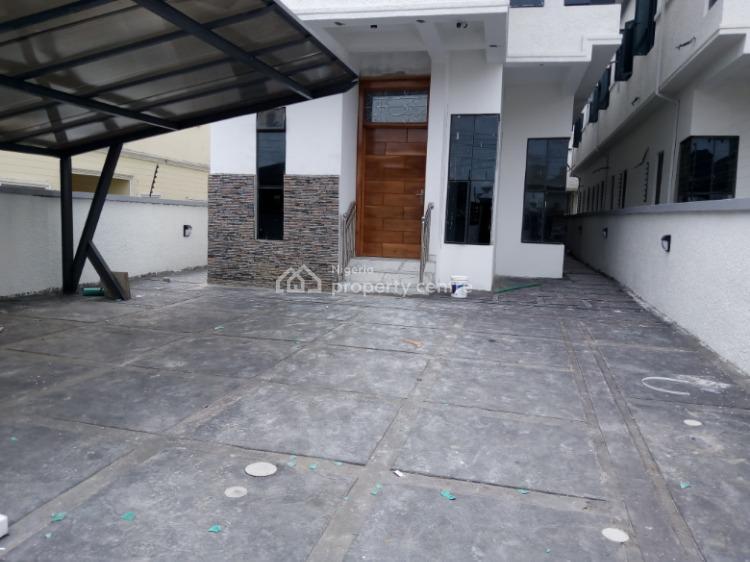 5 Bedroom Luxury Detached Duplex, Chevron, Lekki Expressway, Lekki, Lagos, Detached Duplex for Sale