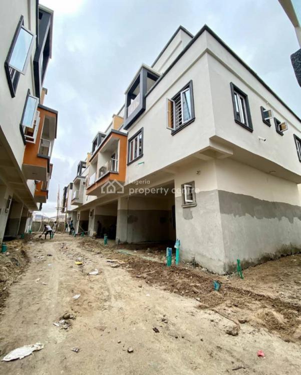 Lixury 4 Bedroom Terraced Duplex, Ikota, Lekki, Lagos, Terraced Duplex for Sale