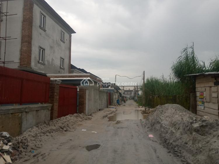 8 Plots of Land in a Residential Estate, Lekki Palm Estate, Behind Vgc, Ajah, Lagos, Commercial Land for Sale