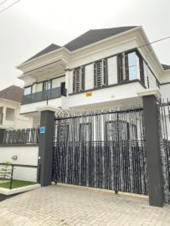 5 Bedroom Fully Detached with a Room Bq, Iberekodo, Ibeju Lekki, Lagos, Detached Duplex for Sale