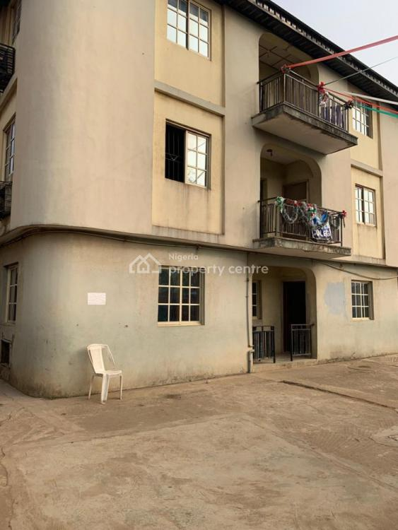 a Block of 6 Nos of 3 Bedroom Flats with C of O., Off Olaniyi Kuposola., Fagba, Agege, Lagos, Block of Flats for Sale
