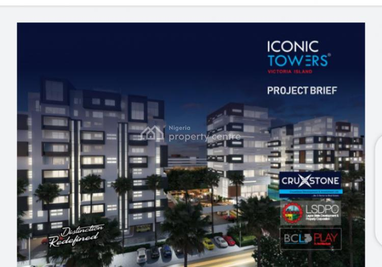 2 Bedroom Apartment in Iconic Towers., Sinari Daranijo Street., Victoria Island (vi), Lagos, Flat for Sale