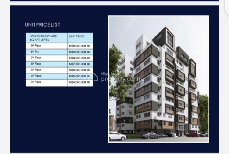 4 Bedroom Penthouse in Iconic Towers, Sinari Daranijo Street, Victoria Island (vi), Lagos, House for Sale