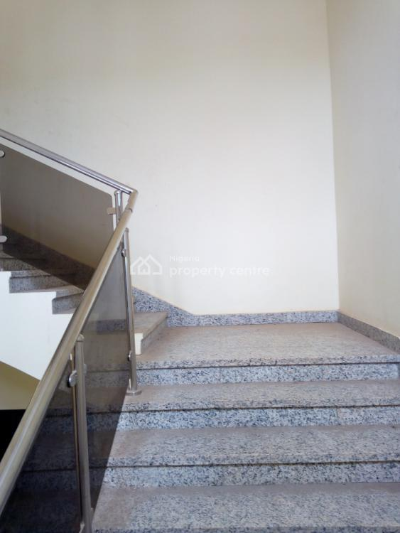 4 Bedrooms Duplex with a Room Boys Quarter, Life Camp, Abuja, Terraced Duplex for Sale