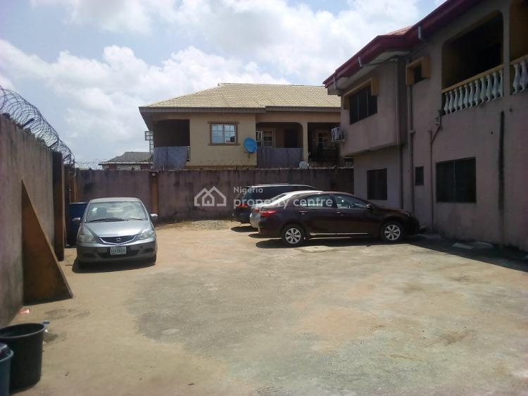 Lovely 3 Bedroom Flat, Ilamoshe Estate, Oke Afa, Isolo, Lagos, Flat for Rent