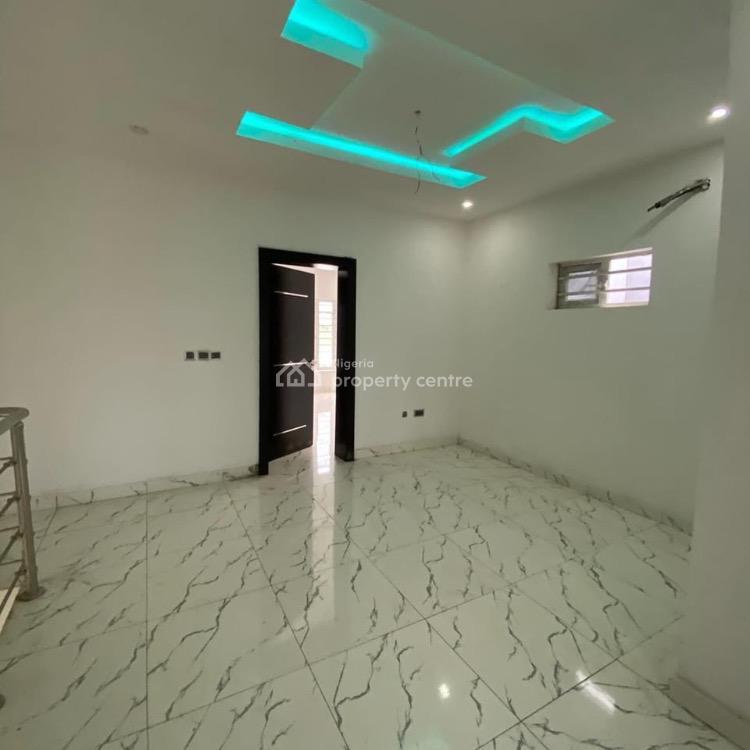 Newly Built 4 Bedrooms Terraced Duplex, Lekki Palm City Estate, Ado Road, Ado, Ajah, Lagos, Terraced Duplex for Sale