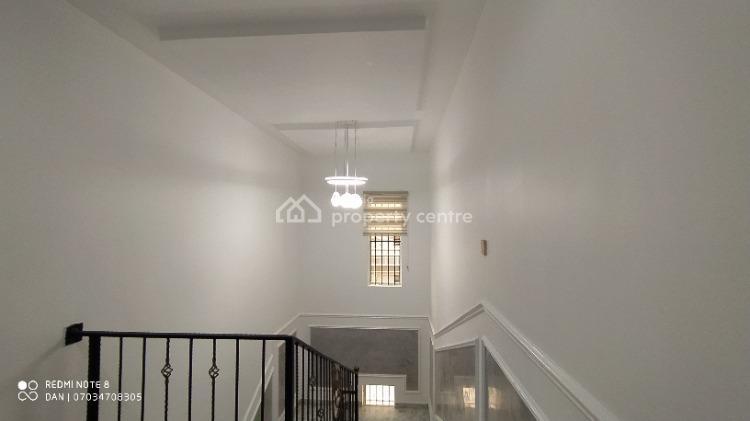 Luxurious Newly Built 4 Bedroom Terraced Duplex with Bq, Jahi, Abuja, Terraced Duplex for Sale