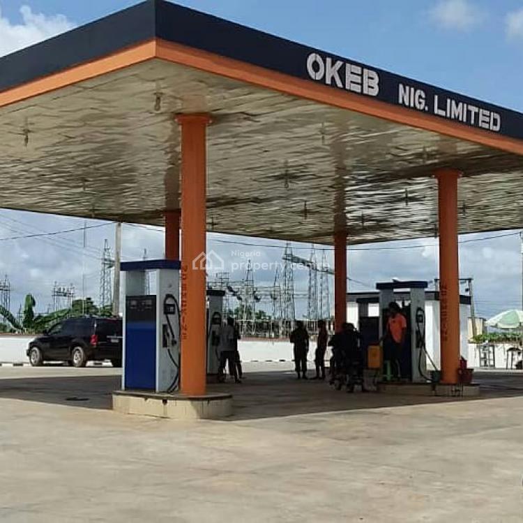 Functioning Petrol Station, Karu, Abuja, Filling Station for Sale